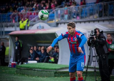 Mol cup: FCVP – Slezký FC Opava  4:1  (5.10.2017)