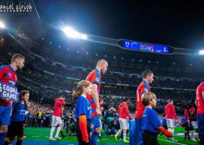 LM: Real Madrid – FC Viktoria Plzeň  2:1  (23.10.2018)