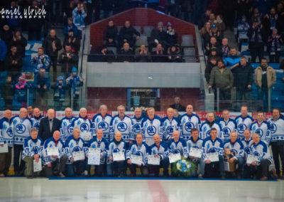 HC Škoda – HC Kometa Brno 5:2 oslavy výročí 90 let hokeje v Plzni