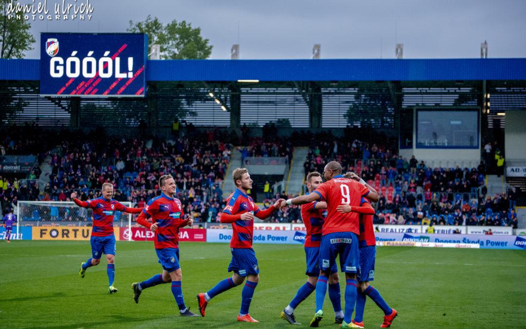 FC Viktoria Plzeň – AC Sparta Praha  4:0