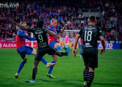 FC Viktoria Plzeň – SK Slavia Praha 0:1