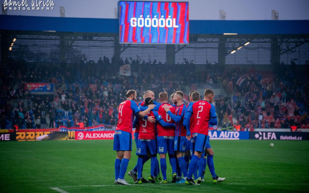 FC Viktoria Plzeň – FC Slovan Liberec  4:1