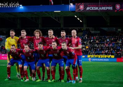 kvalifikace EURO 2020: ČR – Kosovo  2:1
