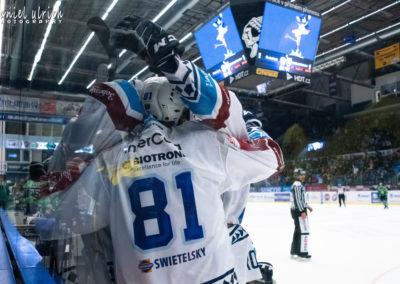 HC Škoda Plzeň – BK Mladá Boleslav  3:2 po s.n.
