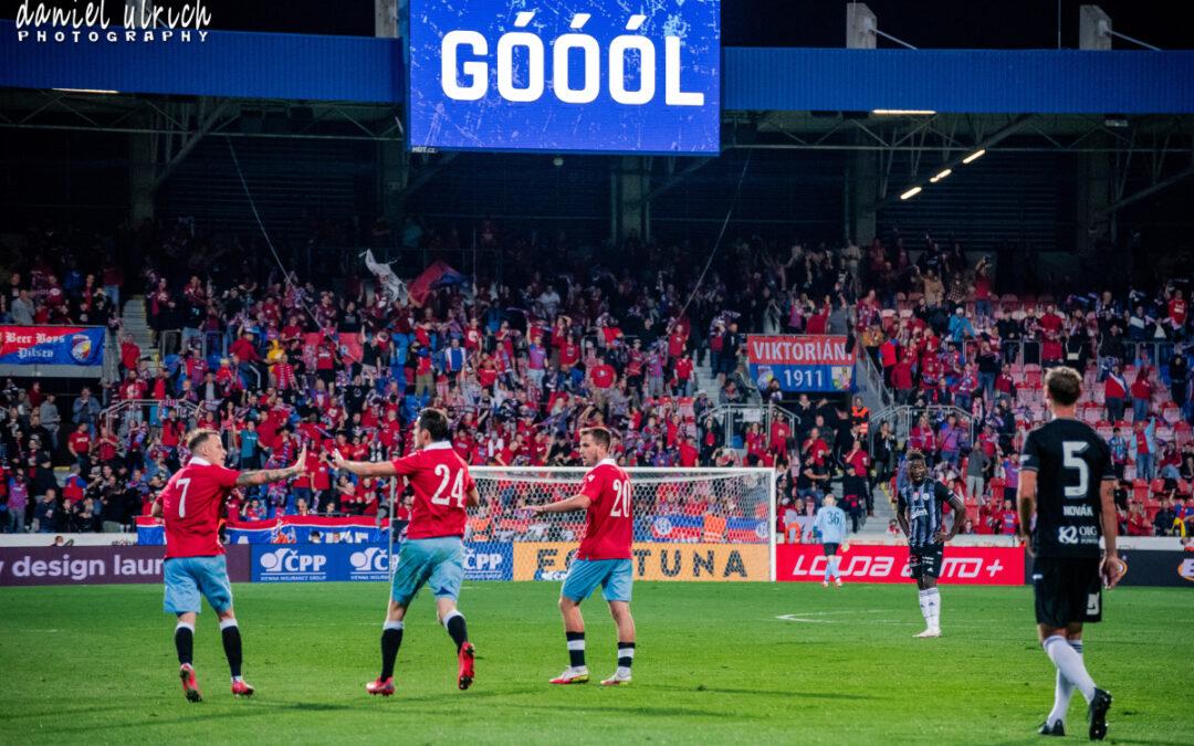 FC Viktoria Plzeň – SK Dynamo České Budějovice 2:1